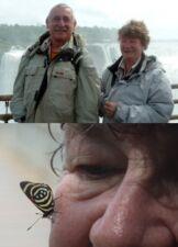 Henri et Annette Moncomble en Argentine et au Chili