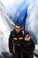 Sandra Dhers et Alexandre Dersin en Argentine