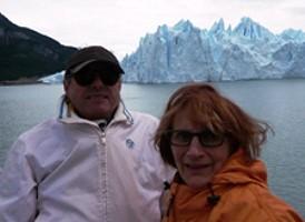 Danie et Dominique Maulay en Argentine