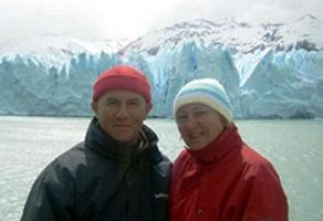 Monique et Jean-Pierre Le Bail en Argentine du Nord au Sud