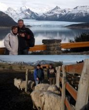 Sylvie et Bruno Queste en Argentine