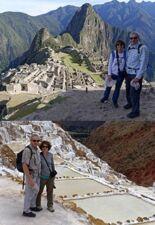 Mr et Mme Dominique Noël au Pérou et en Amazonie