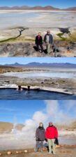 Dominique Fleury et Jean-Louis Bacri au Chili et en Bolivie
