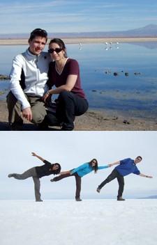 Aurélie L. et Lionel S. au Pérou pour leur voyage de noces