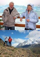 Eugénie et Jean-Claude Hargous en Argentine et au Chili