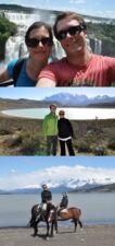 Voyage de noces de Nadège et Yann en Argentine