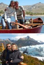 Marianne Cornevin et Franck Pratico en Argentine