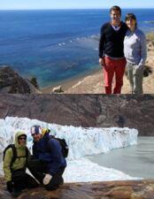 Cyril et Nerea Renard en Argentine