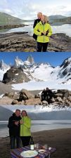 Jean-Philippe et Florence Bay en Patagonie argentine et chilienne