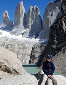 Barbara et Jérémy Crublet en Patagonie Argentine