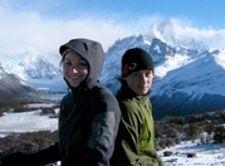 Maude et Sébastien en Patagonie Argentine, voyage de noces