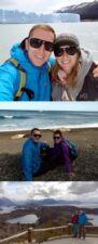 Maud Even et Thomas Deruaz en Patagonie