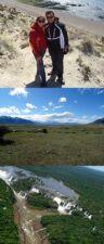 Matthias et Stéphanie Moreau en Patagonie et à Iguazu