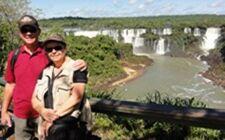 Richarde et Jean Marc Rudloff au Nord de l'Argentine