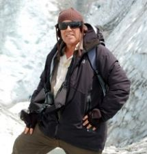 Paul Lamour en Patagonie argentine et chilienne