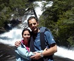 Gregory et Sophie Piret-Gérard en Patagonie Argentine et Chilienne