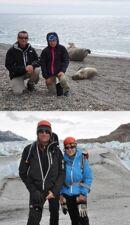 Alain et Marie-Laurence Gairoard en Patagonie argentine et chilienne