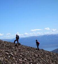 Laurène Brodiez (x2) en Patagonie