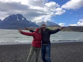 Joëlle et Thierry Denêtre en Patagonie chilienne et argentine