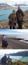 Roseline et Didier Bouche en Patagonie et à Iguazu