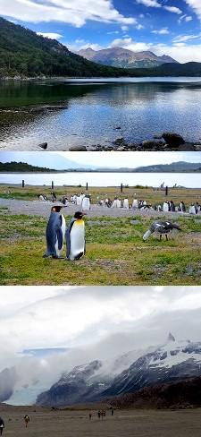 Michel Le Berre en Patagonie argentine