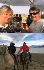 Marie-France et Jean-Yves Muespach en Patagonie argentine et chilienne