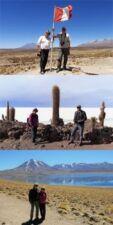Serge et Janine Bès au Pérou, en Bolivie et Chili