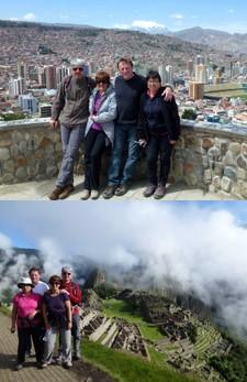 Voyage au Pérou et en Bolivie