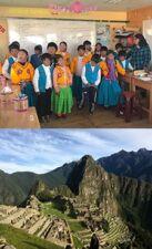 La famille Guérin au Pérou