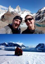 Jean-Pierre et Cathy Torro en Patagonie et Antarctique