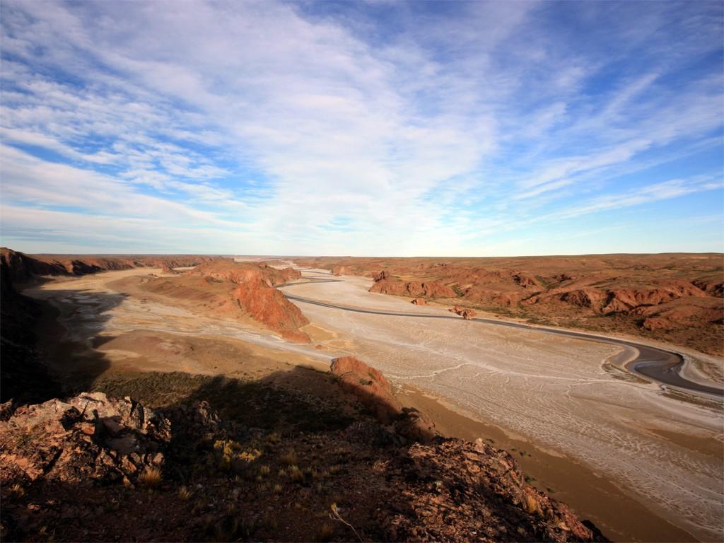Las huellas de Charles Darwin en la Patagonia argentina