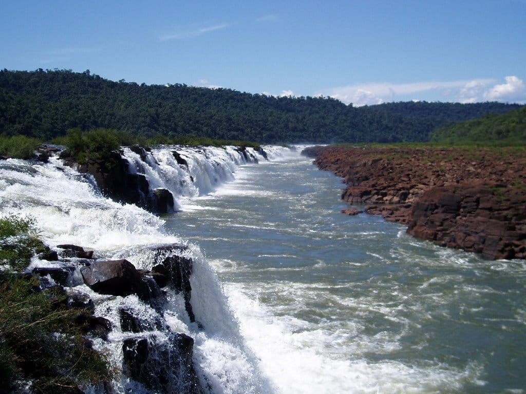 Saltos del Mocona, Misiones