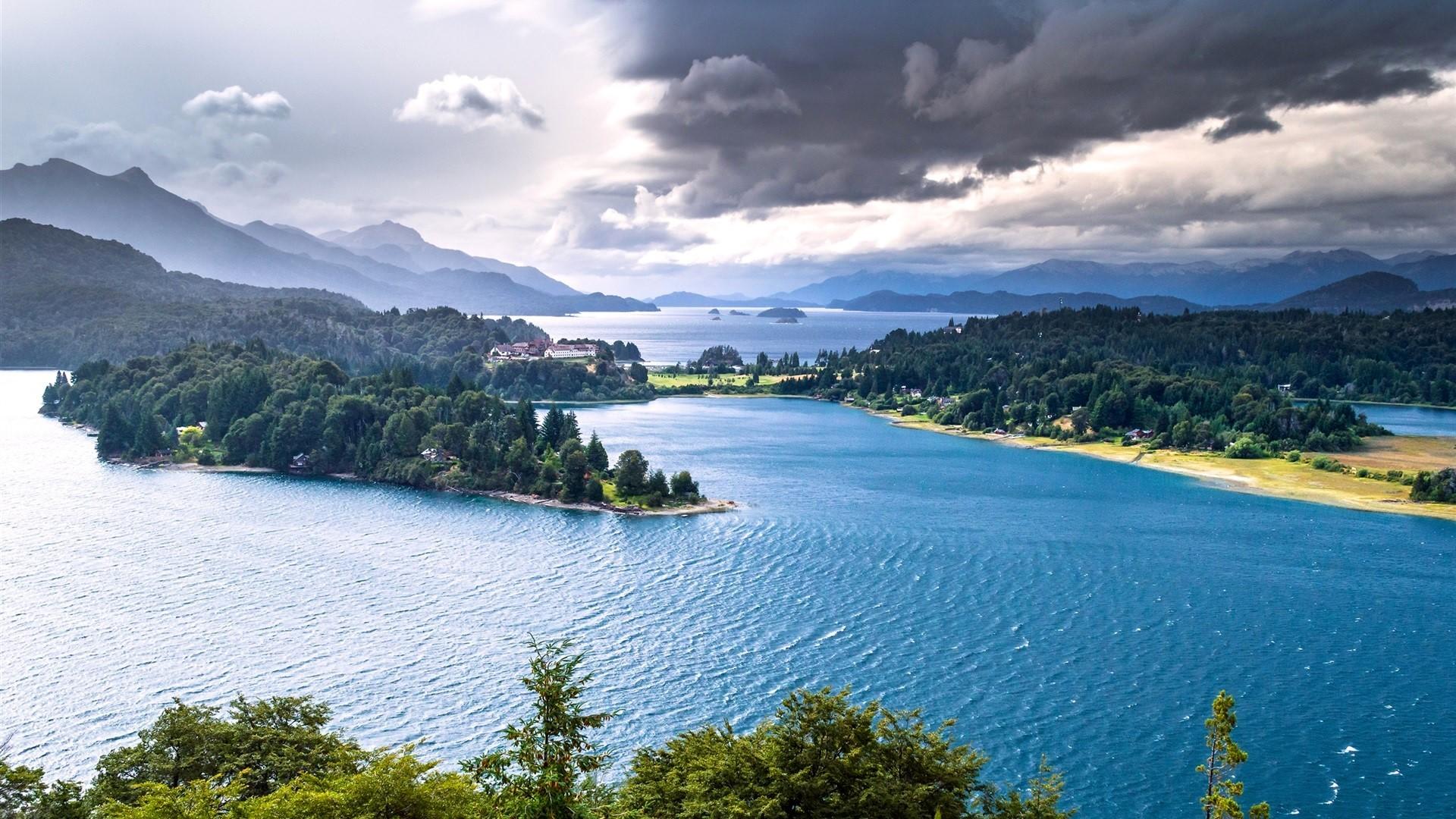 Lac de San Carlos de Bariloche