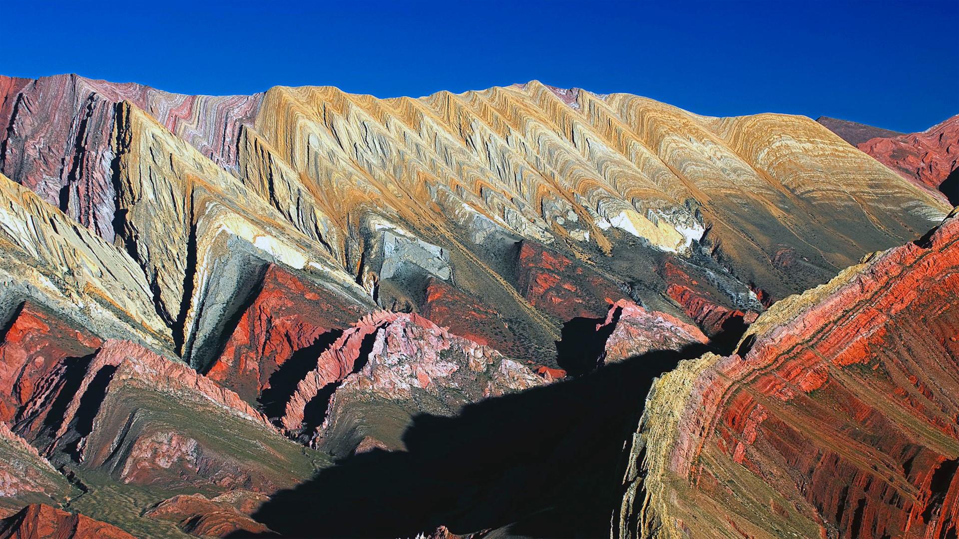 Serranía de Hornocal Argentine