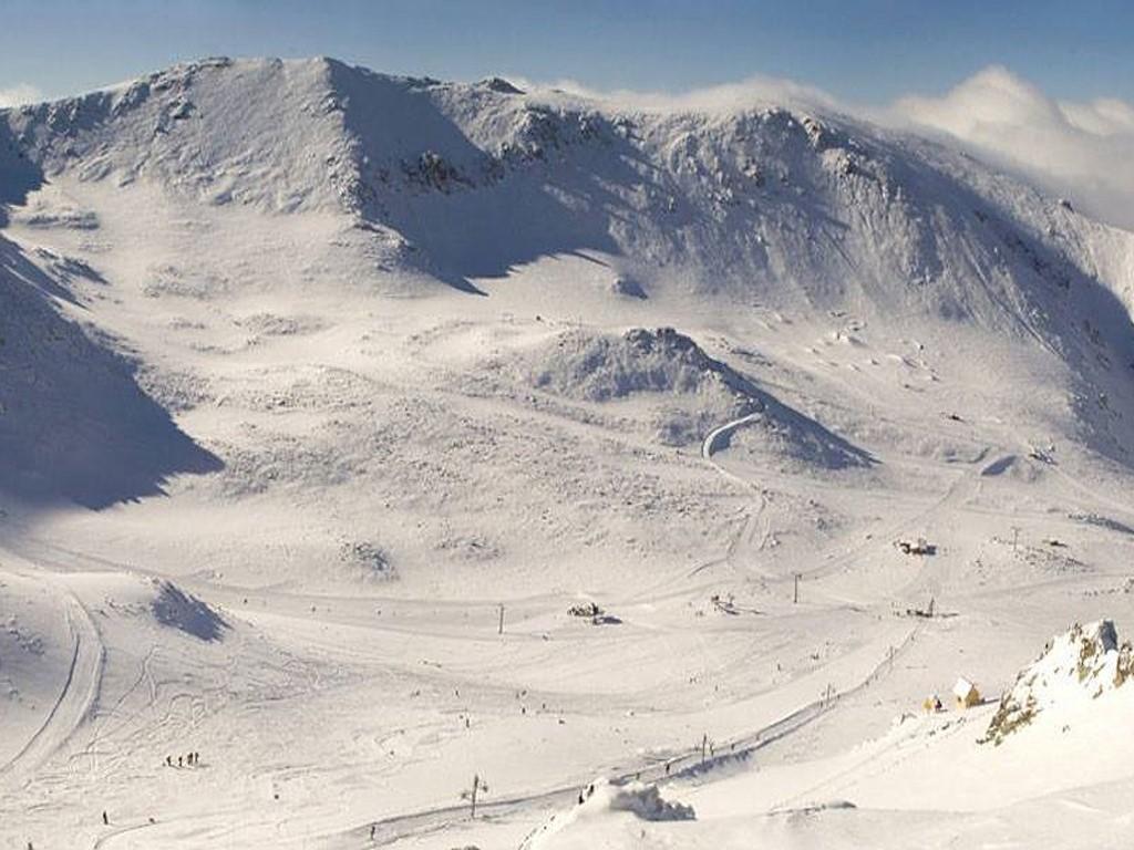 Pistes de ski en Patagonie argentine