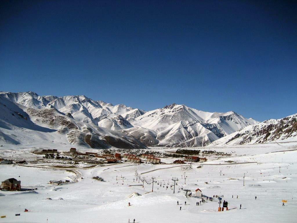 Domaine skiable Las Leñas à Mendoza