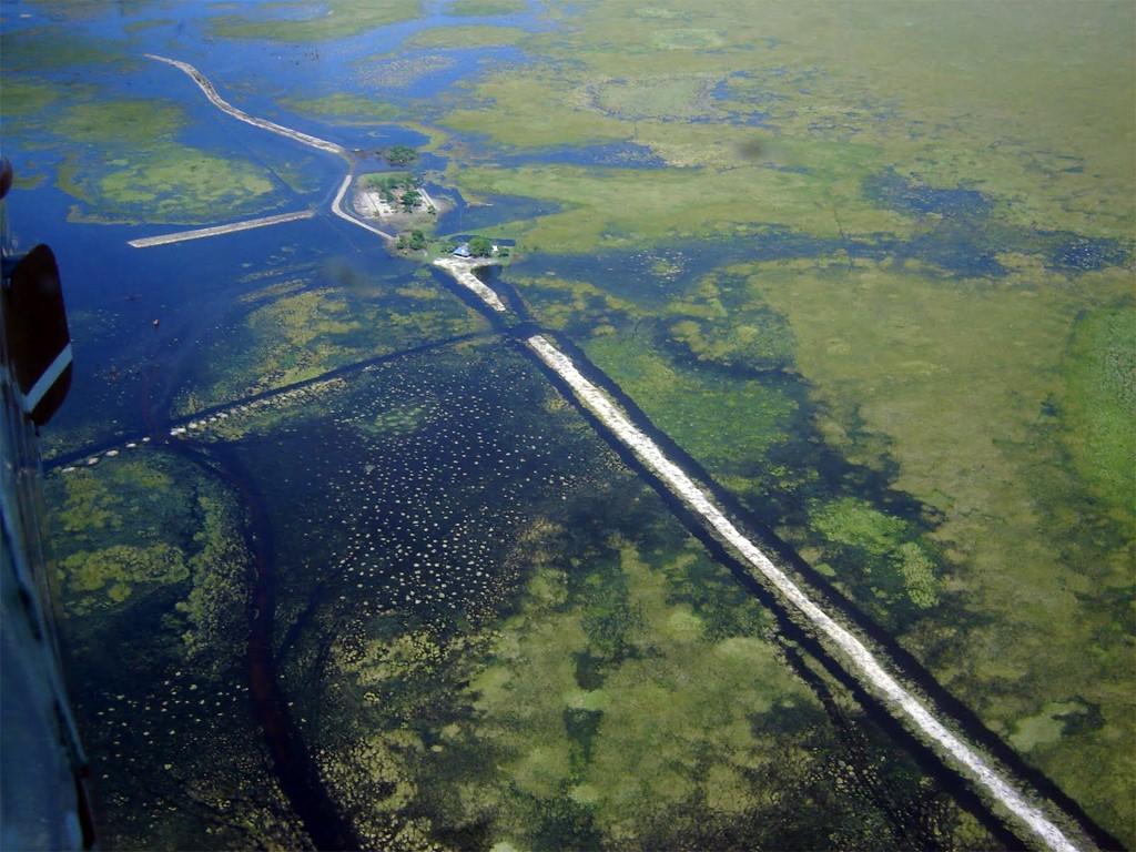 Les étangs de l'Iberá en Argentine