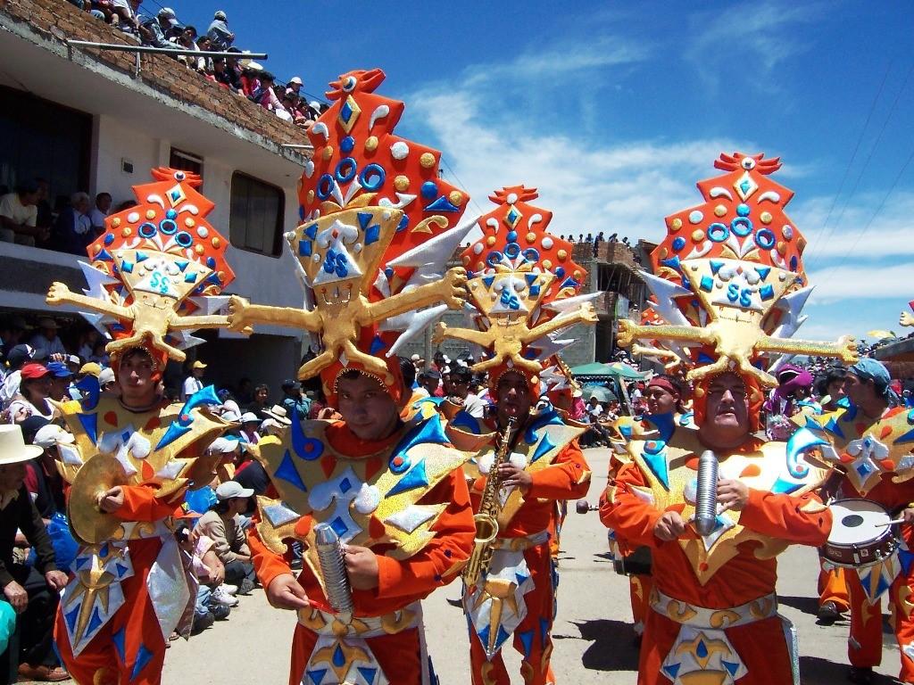 Carnaval et traditions du Nord Ouest argentin