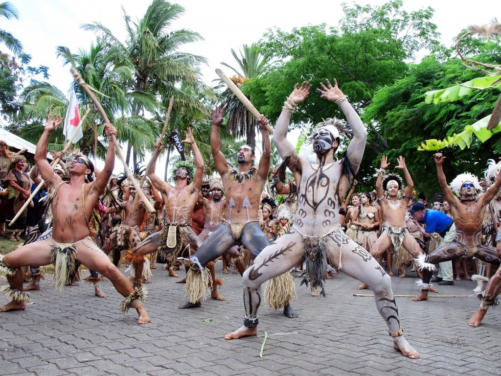Danse Tapati Rapa Nui
