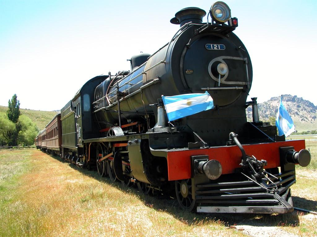 Train de Patagonie à San Carlos de Bariloche