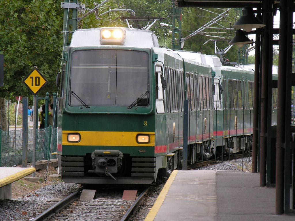 Viaje en tren desde la costa de Buenos Aires a Tigre