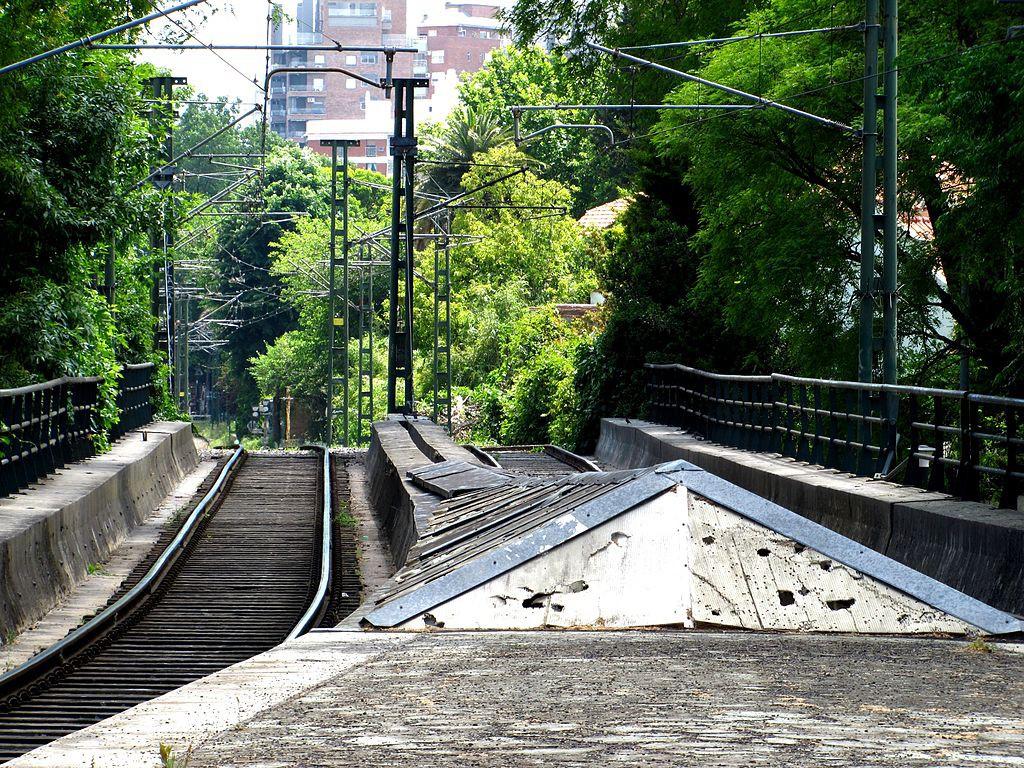 Estaciones del Tren de la Costa en Buenos Aires