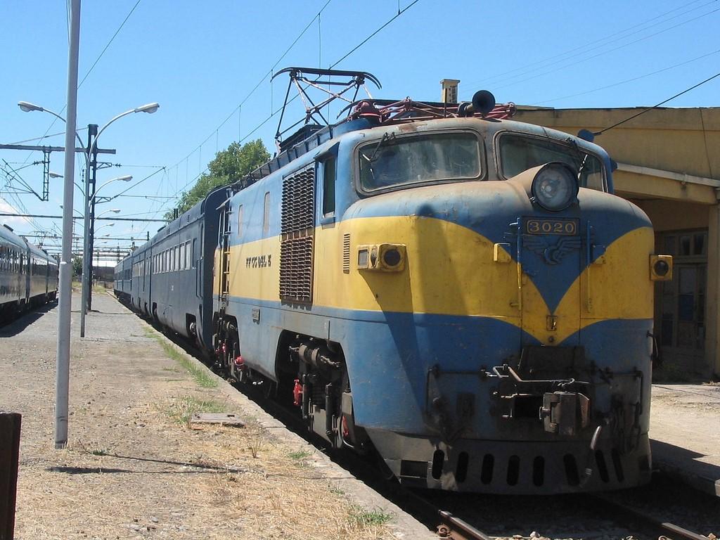 Embarque en el tren Transpacífico