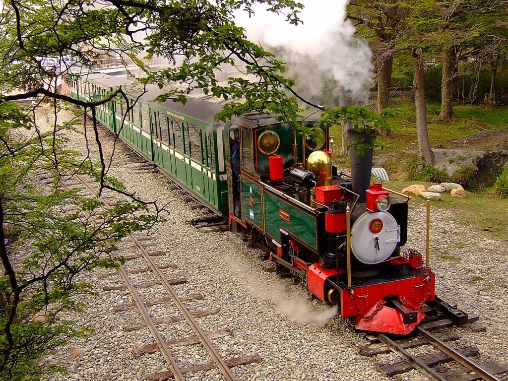 Viaje en tren del fin del mundo a Ushuaia