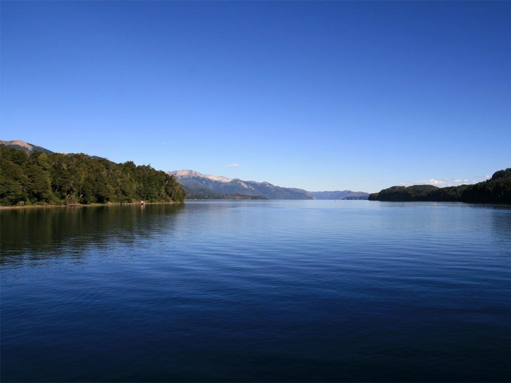 Traversée des lacs Argentine Chili