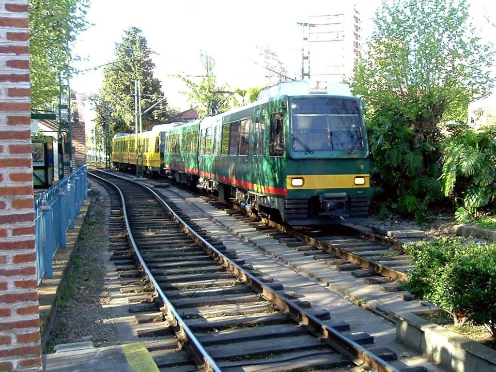 De Buenos Aires a Delta de Tigre en tren