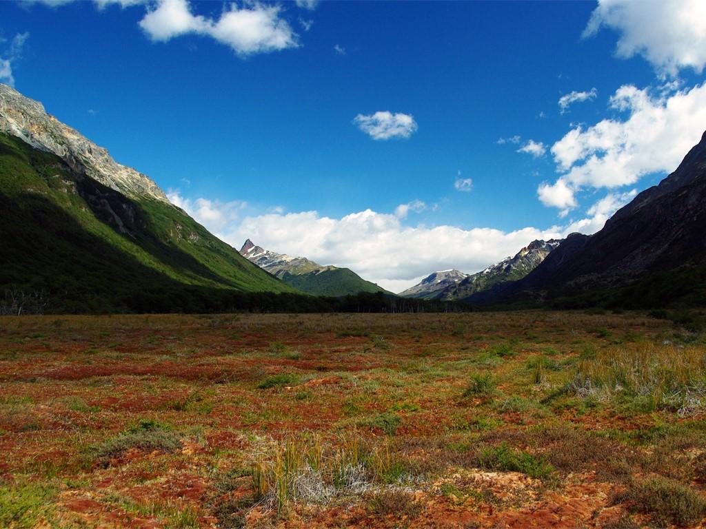 Valle Carbajal en Ushuaia