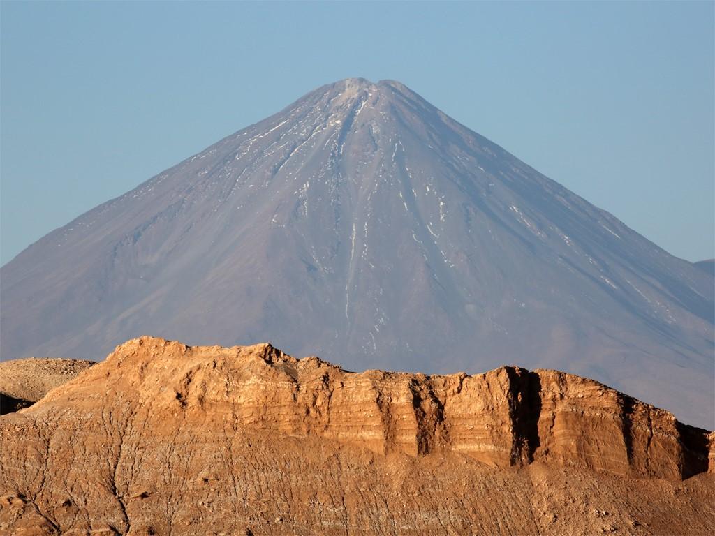 Vallée de la Lune à Atacama