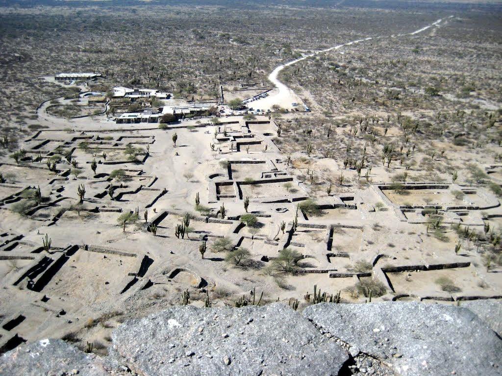 Vestigios de la civilización Inca