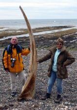 Renée et Ivan Brevet en Argentine et au Chili